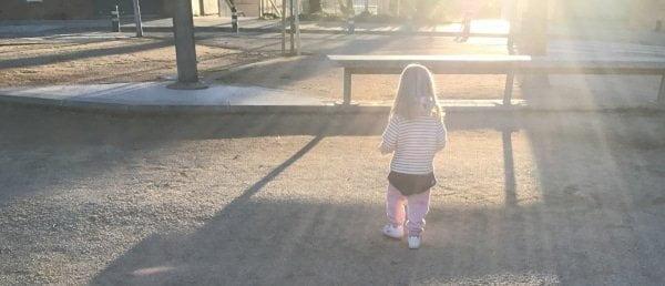 Los niños y la socialización: despegarse o no despegarse de mamá