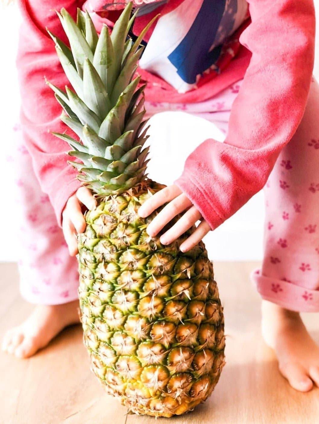 Cómo conseguir que tu hijo/a coma fruta