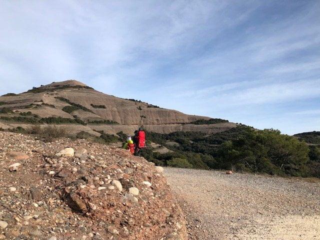 Ir al monte con niños: cómo conseguir que caminen