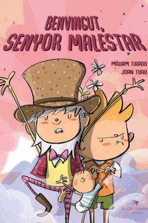 Llibre Benvingut Senyor Malestar