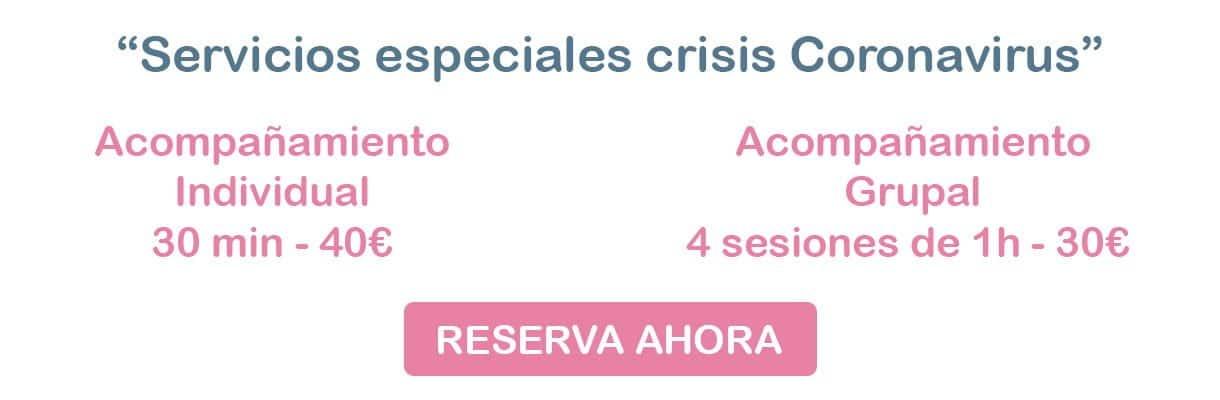 Servicios Especiales Crisis Coronavirus